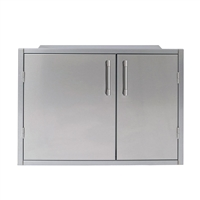 "36"" Low Profile Dry Storage Pantry"