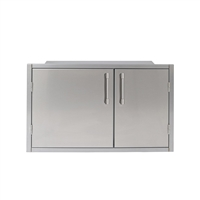 "Alfresco 42"" High Profile Dry Storage Pantry, 33"" H"