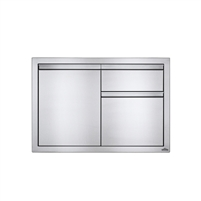 "Napoleon 36"" x 24"" Single Door & Standard Drawer"