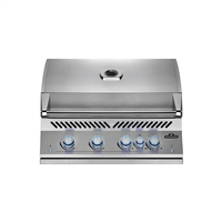"Napoleon Built-In 700 Series 32"" Gas Grill with Infrared Rear Burner"