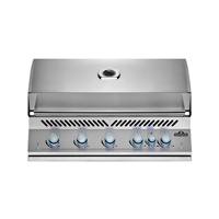 "Napoleon Built-In 700 Series 38"" Gas Grill with Infrared Rear Burners"
