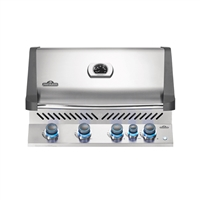 Napoleon Prestige 500 Built-In Grill with Infrared Rear Burner