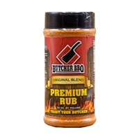 Butcher BBQ Original Premium Rub - 12 oz.