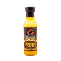 Butcher BBQ Butter Flavor Grilling Oil - 12 oz.