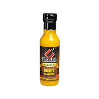 Butcher BBQ Honey Flavor Grilling Oil - 12 oz.
