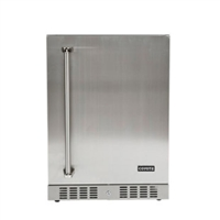 "Coyote 24"" Built-In Outdoor Refrigerator"