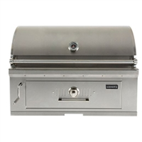 "Coyote 36"" Built-In Charcoal Grill"