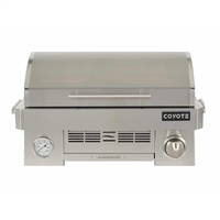 Coyote Portable Grill; LP Gas Only