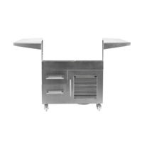 Coyote Universal Cart for Asado, Power Burner or Refreshment Center