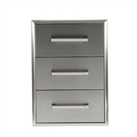 Coyote 3 Drawer Cabinet