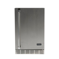 "Coyote 21"" Built-In Outdoor Refrigerator"