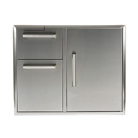 "Coyote 31"" Combo Door and Drawer"