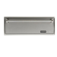 "Coyote 30"" Warming Drawer"