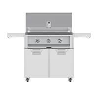 "Aspire By Hestan 36"" Freestanding Grill"