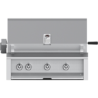 "Aspire By Hestan 36"" Built-In Grill with Rotisserie"