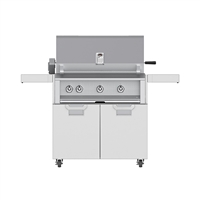 "Aspire By Hestan 36"" Freestanding Grill With Rotisserie"