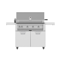 "Aspire By Hestan 42"" Freestanding Grill With Rotisserie"