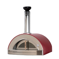Forno Venetzia Torino 200 Wood Fired Oven - Red