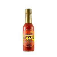 Spyce Habanero Fire Hot Sauce - 5 oz.