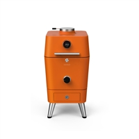 Everdure 4K Orange Electric Ignition Charcoal Grill