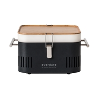 Everdure Cube Graphite Charcoal Grill