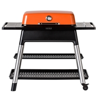 Everdure Orange Furnace LP Gas Grill