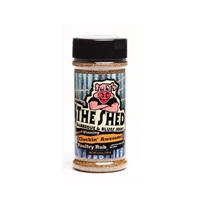 The Shed Cluckin Awesome Poultry BBQ Seasoning - 5.5 oz.