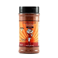 Fergolicious Red Hot Luv BBQ Seasoning - 11 oz.