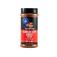 Three Little Pigs Sweet BBQ Rub - 12.25 oz.