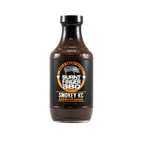 Burnt Finger Smokey Kansas City BBQ Sauce - 19.7 oz