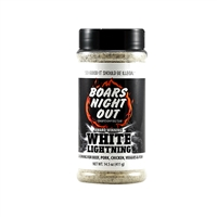 Boars Night Out White Lightning BBQ Rub - 14.5 oz.