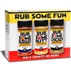Rub Some Fun BBQ Rubs Gift Set - 3 Pack