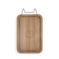 PK Grills Durable Teak Cutting Board