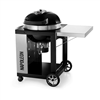 Napoleon Pro Rodeo Charcoal Kettle Grill With Cart