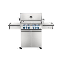 Napoleon Prestige PRO 500 Grill with Rear and Side Infrared Burners