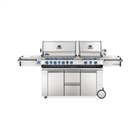 Napoleon Prestige PRO 825 Grill with Rear and Side Infrared Burners