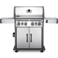 Napoleon Rogue SE 525 RSIB Grill with Infrared Side and Rear Burners