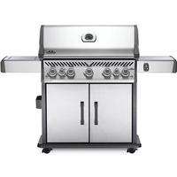 Napoleon Rogue SE 625 RSIB Grill with Infrared Side and Rear Burners