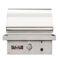 TEC 26in Built-In Sterling Patio FR Gas Grill