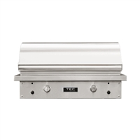 TEC 44 in Built-In Sterling Patio FR Gas Grill