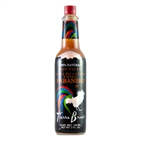 Tierra Brava Red Habanero Hot Sauce - 5 oz.