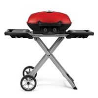 Napoleon TravelQ 285 and Scissor Cart with Griddle - Propane