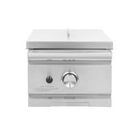 Summerset TRL Sear Side Burner with LED Illumination