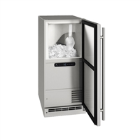 "U-Line 15"" Outdoor Clear Ice Machine"