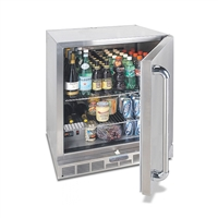 "Alfresco 28"" Single Door Refrigerator"