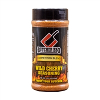 Butcher BBQ Wild Cherry Seasoning 12oz