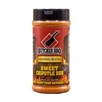 Butcher BBQ Sweet Chipotle Rub