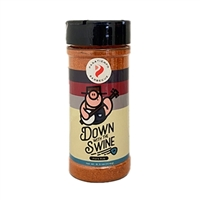 Pasatiempo Barbecue Down With The Swine Rub - 6.3 oz