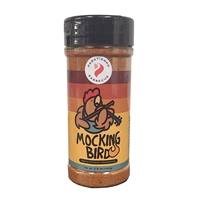 Pasatiempo Barbecue Mocking Bird Rub - 4.6 oz