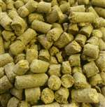Columbus hop pellets